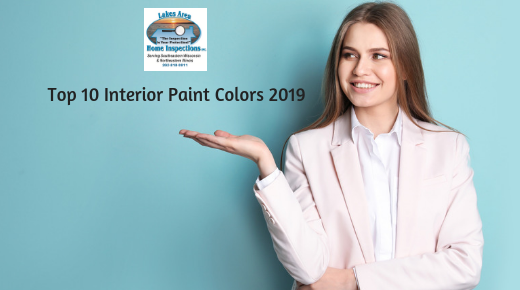 What Are The Most Popular Paint Colors for Home Interiors in 2019?