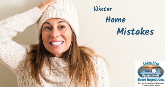 Home Mistakes to Avoid in Cold Weather