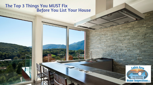What MUST You Fix Before Listing a House?  PART THREE – FINAL