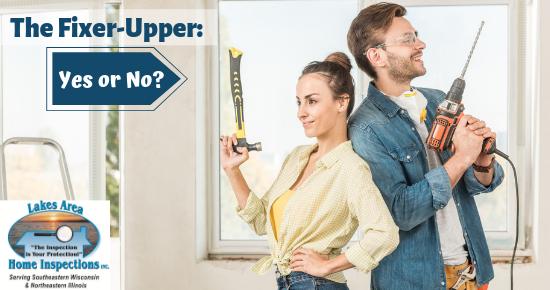 Buying a Fixer-Upper:  Is it a Good Idea?