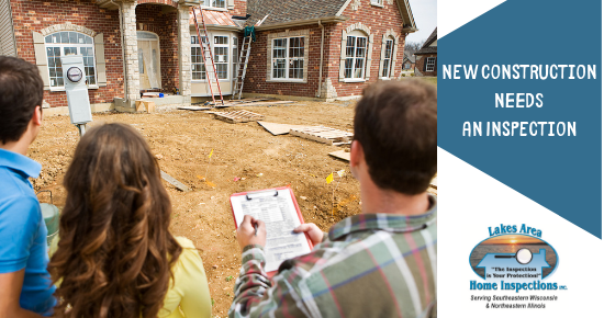 New Construction May Not Be Perfect: Why You NEED a Home Inspection