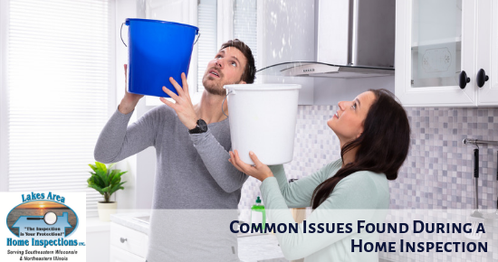 Most Common Issues Found During a Home Inspection