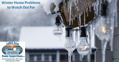 Take Care of These 4 Serious Winter Home Problems Immediately
