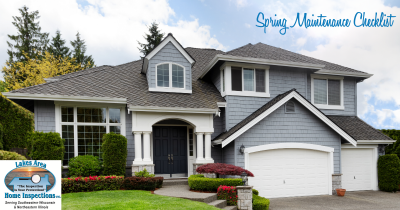 Quick and Easy Checklist for Spring Home Maintenance